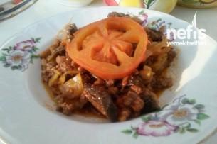 Kışlık Kuru Patlıcan Musakka Tarifi