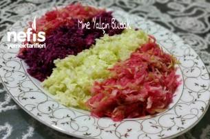Rende Salata Tarifi