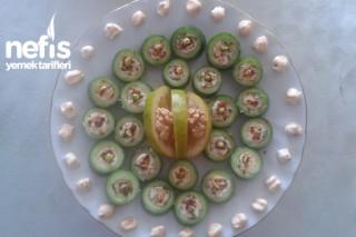 Salatalık Dolması Yapımı Tarifi