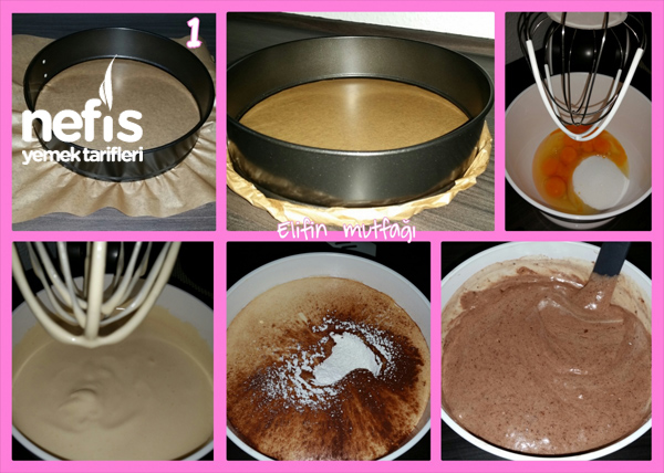 Doğum Günü Pastam (Vişneli) 2