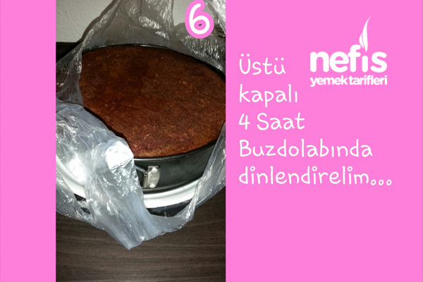 Doğum Günü Pastam (Vişneli) 7