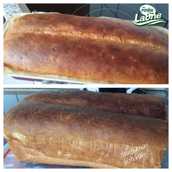 Evde Tost Ekmeği Yapımı 2