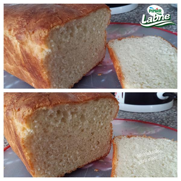 Evde Tost Ekmeği Yapımı 3