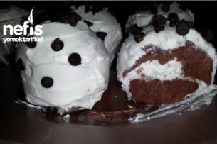 Fincan Kek İle Minik Pastalar Tarifi