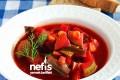 Kırmızı Sebze Çorbası 1