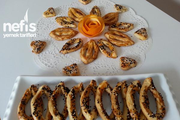 Pastane Usulü Çatal Yapımı (videolu) Tarifi