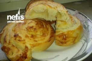 Peynirli Rulo Poğaça Nasıl Yapılır?