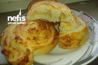 Peynirli Rulo Poğaça Nasıl Yapılır? 1
