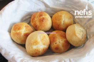 Kahvaltılık Ekmekler (Kaiserbrötchen) Tarifi