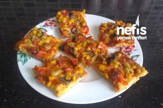 Nefis Ev Pizzası 5