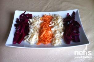 Bulaşık Makinasında Kereviz Salatası