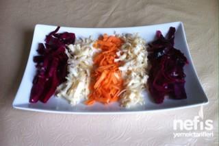 Bulaşık Makinasında Kereviz Salatası Tarifi