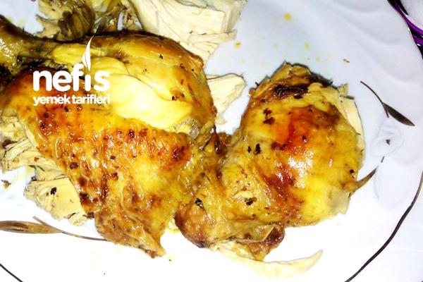 Fırında Tavuk (Mudurnu Gurme) Tarifi