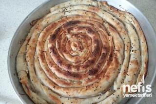 Patatesli Börek Yapımı