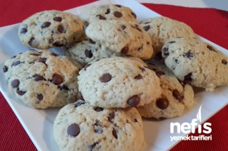 Amerikan Kurabiyesi (Soft Cookie) Tarifi
