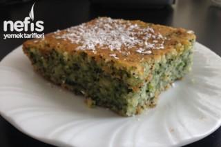 Ispanaklı Haşhaşlı Kek Tarifi