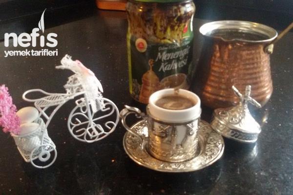 Merengiç Kahvesi Tarifi