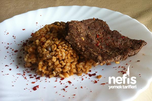 Yumuşacık Terbiyeli Biftek Tarifi