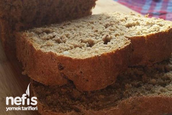 7 Tahıllı Ev Ekmeği Tarifi