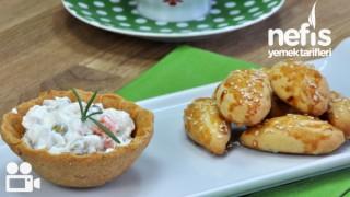 Çıtır Salata Kasesi Nasıl Yapılır?