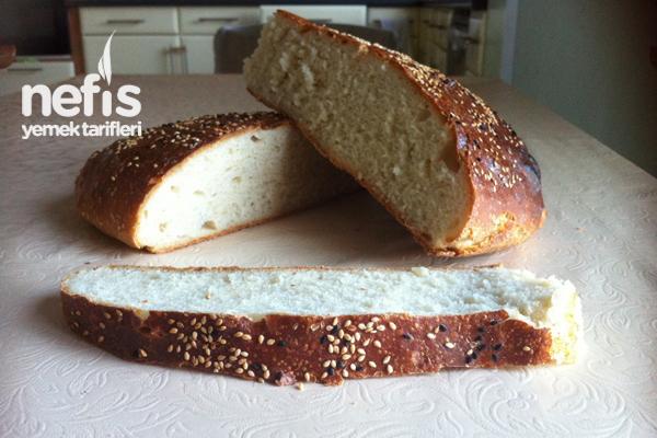 Ev Yapımı Yumuşacık Sütlü Ekmek Tarifi