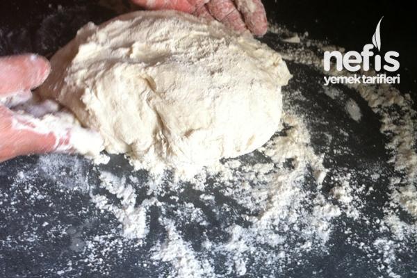 Ev Yapımı Yumuşacık Sütlü Ekmek