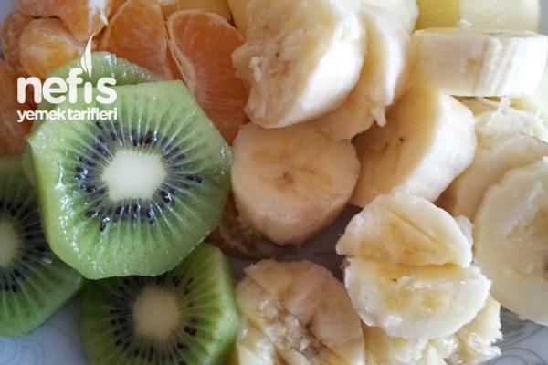 Vitaminli Meyve Kahvaltımız