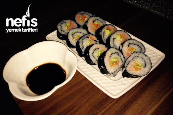 Evde Sushi Yapımı Tarifi