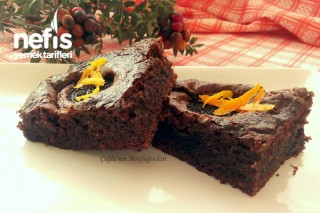 Oreolu Damla Çikolatalı Brownie Tarifi
