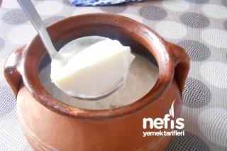 Evde Pratik Yoğurt Yapımı Tarifi