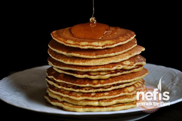 Pancake Yapımı