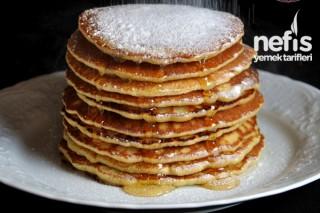 Pancake Yapımı Tarifi