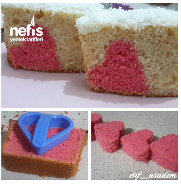 Sevgililer Günü Aşk Keki 1