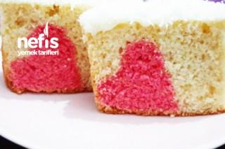 Sevgililer Günü Aşk Keki Tarifi