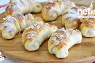 Vanilyalı Puding Pastacıklar Nasıl Yapılır?