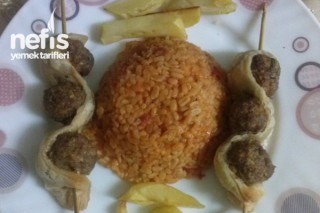 Milföylü Köfte Kebabı Tarifi