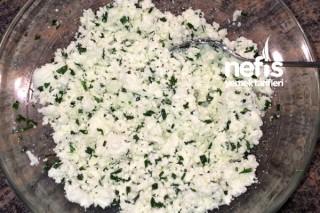 Otlu Labne Peyniri (Kräuterfrischkäse) Tarifi