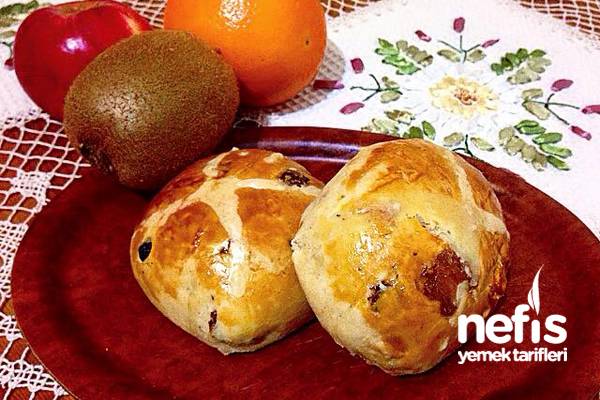 İngiliz Ekmeği (Hot Cross Buns)