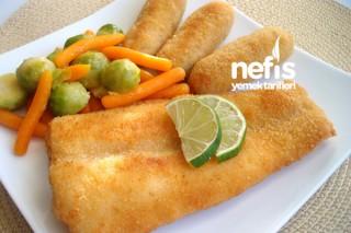 Balık Schnitzel Tarifi
