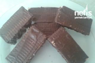 Çikolatalı Gofret (Nutellalı) Tarifi