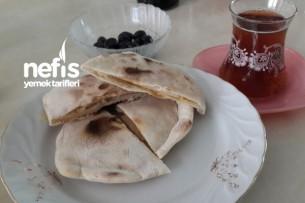 Kahvaltılık Tavada Minik Ekmekler Tarifi