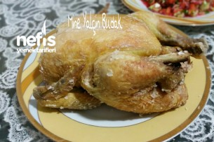 Tuzda Tavuk Nasıl Yapılır?