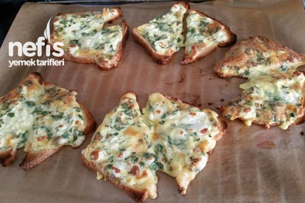 Peynirli Kanepe Tarifi - Nefis Yemek Tarifleri