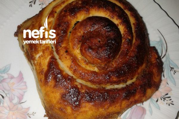 Haşhaşlı Kömbe (Çanak Ekmeği) Tarifi