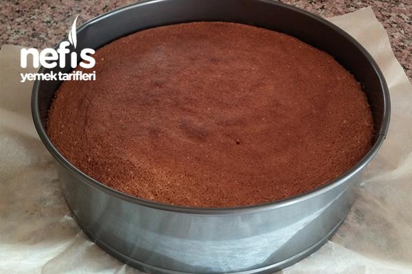 Yumuşacık Pandispanya (Pasta Keki) 1