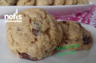 Kuru Meyveli Cookies Kurabiye Tarifi