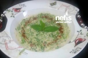 Tahin Salatası Tarifi