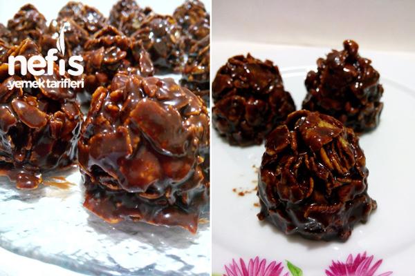 Çikolatalı Kozalak Tarifi