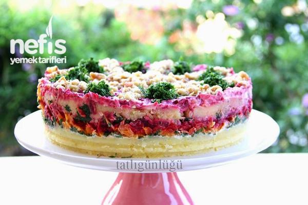 Şuba Salatası (Shuba Salata ) Tarifi