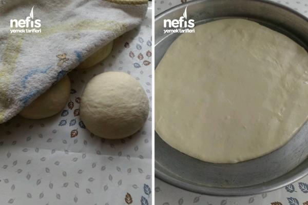 Çarşaf Böreği (Patates Ve Ispanaklı) 2